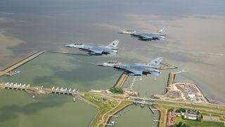 Norge skulle komme andre i forkjøpet med F-16-salg – nå har det motsatte skjedd