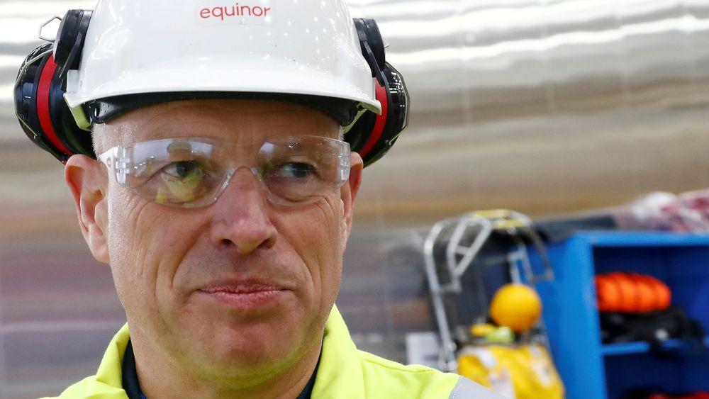 – Beslutningen om å bygge ut Kristin Sør-området vil gi betydelige verdier til samfunnet og eierne, sier Arne Sigve Nylund i Equinor.