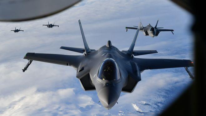 Sparer flere milliarder kroner på å kjøpe F-35: I motsetning til Norge tar Sveits seg også råd til å kjøpe luftvern