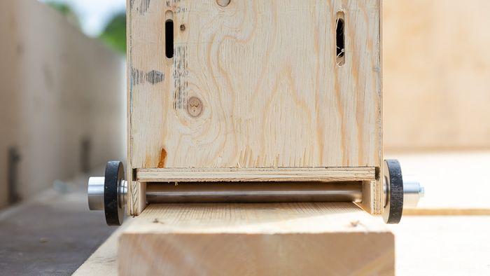 BoxWall moduler yttervegger prefabrikasjon prefabrikkerte kryssfiner meråker håvar moe fabrikk sintef byggessystem tre