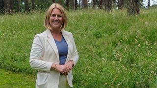 Grete Aspelund, administrerende direktør Sweco Norge