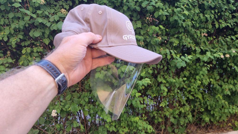 Hepacaps filter og viftemakanisme skjuler seg inne i capsen.