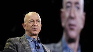 Portrett Bezos.