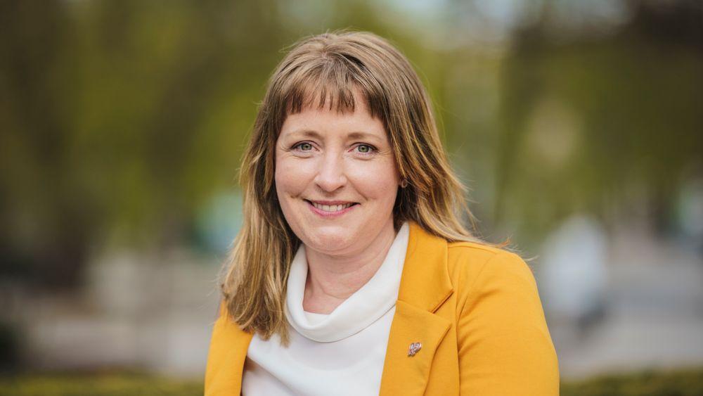 – Samfunnet er blitt mer sårbart for store hendelser, sier statssekretær Ingelin Noresjø (KrF) i Samferdselsdepartementet.