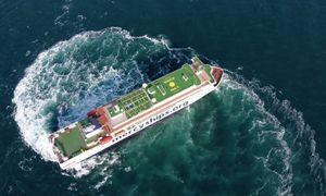 ABB-teknologi gir verdens største sivile sykehusskip tilgang til selv de mest utfordrende havnene