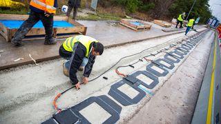 Elektrisk vei: En interessant løsning for tungtransporten
