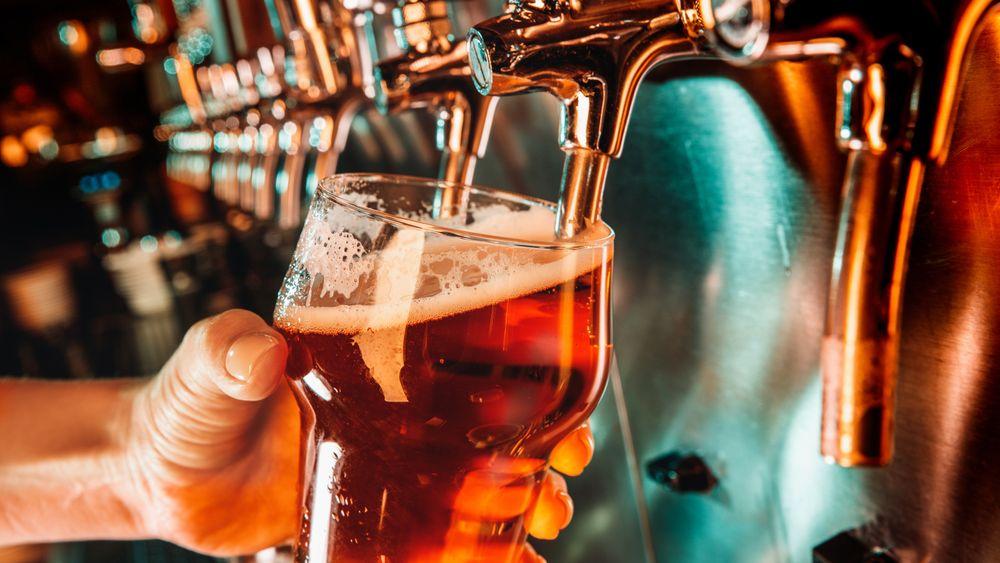 Kan øl på tapp lages på samme måten som brus – der vannet tilsettes konsentrat før servering? Ja, mener Alfa Laval.