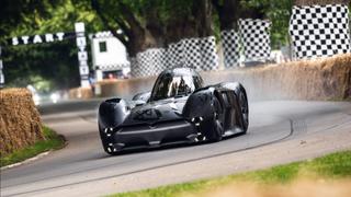 McMurtry Automotive hevder nå at de har verdens raskeste elbil, som tar deg fra 0 til 300 på ni sekunder.
