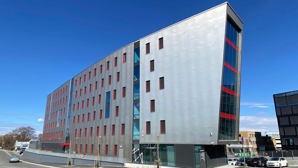 Signalbygget i Trondheim bruker absorbsjonskjøling basert på fjernvarme.
