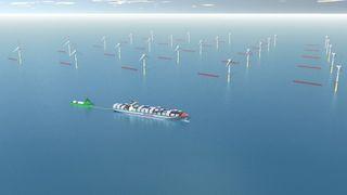Med denne metoden vil oppfinner få fart på utslippsfrie skip