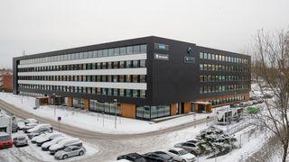 Arkivfoto av GKs hovedkvarter på Bryn i Oslo.