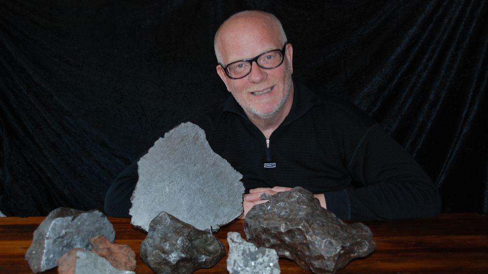 Meteorekspert Morten Bilet i Norsk meteornettverk forstod umiddelbart at det var snakk om en meteor da han hørte den voldsomme buldringen natt til søndag.