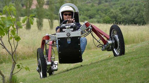 Elektrisk ATV fra Swincar