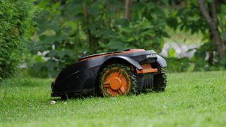 Forsikringsselskap: Uvanlig mange tyverier av robotgressklippere
