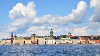 Stockholm bybilde.