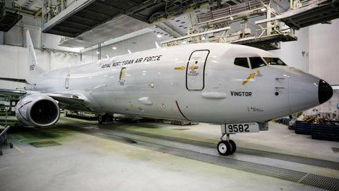 Nye overvåkingsfly må stå to år i midlertidig hangar på Evenes