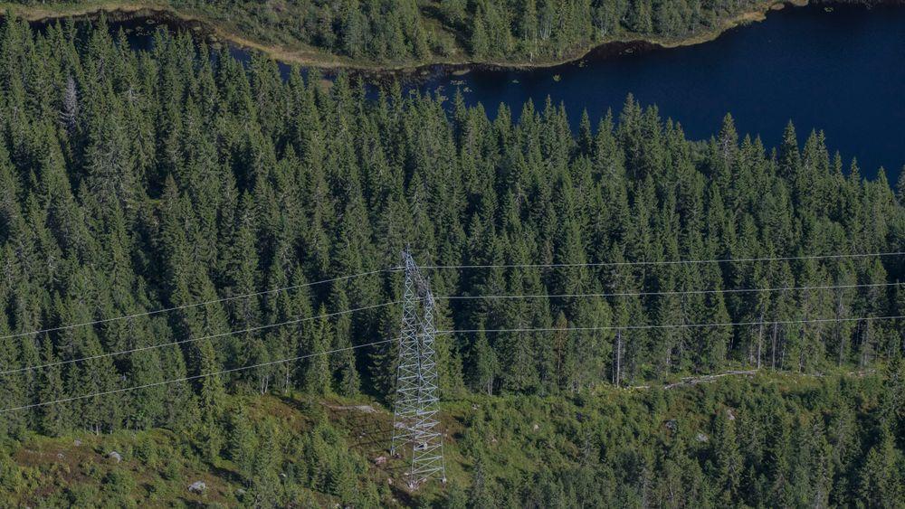 Høye kraftpriser i utlandet gjør det lønnsomt å selge norsk strøm.