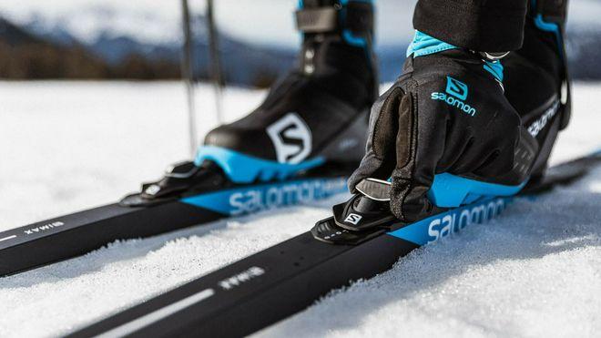 Rottefella og Madshus mener disse nye skibindingene krenker patent som Thomas Alsgaard står bak. Har saksøkt Salomon og Atomic