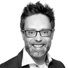 Pierre H. Schmidt-Melbye, forskningssjef Sintef