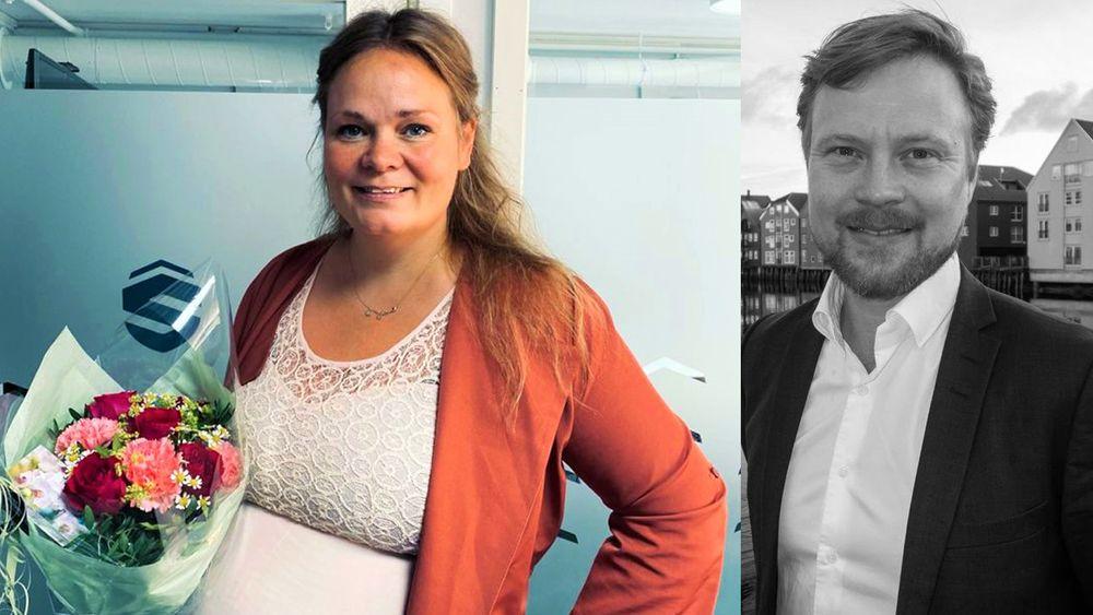 Hanna Aadland Aadlad har jobbet med supplychain og innkjøp innen blant annet olje og gass. Bjørn Martin Klokkernes i Star mente hun var riktig person.