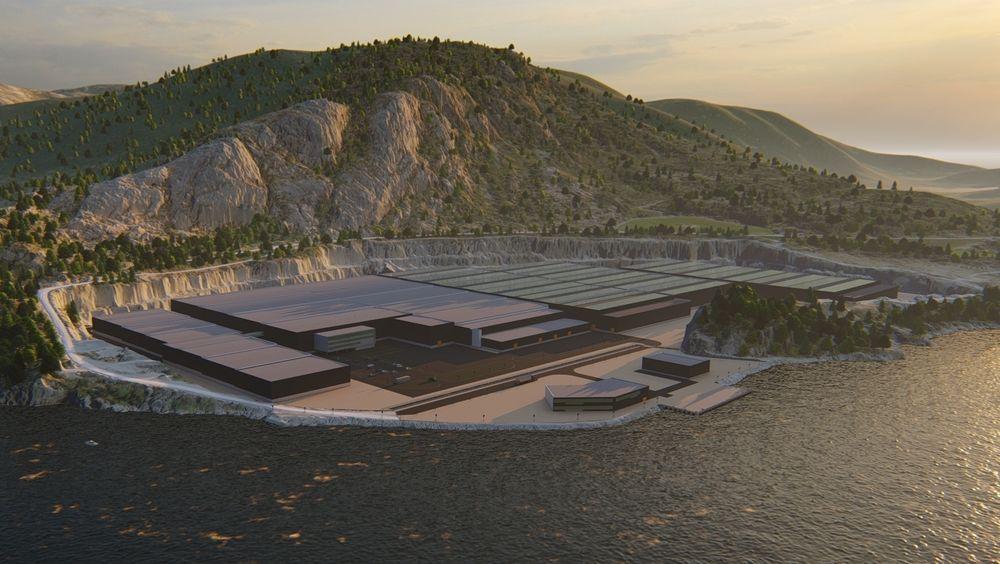 Ecofisk er bare en av en rekke aktører som vil etablere landbasert fiskeoppdrett. På en god solskinnsdag skal oppdrettsanlegget i Tysvær kunne være selvforsynt med strøm fra solcellepaneler.