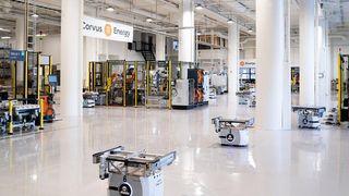 Batterifabrikken Corvus dobler salget – vokser ut av to år gamle lokaler