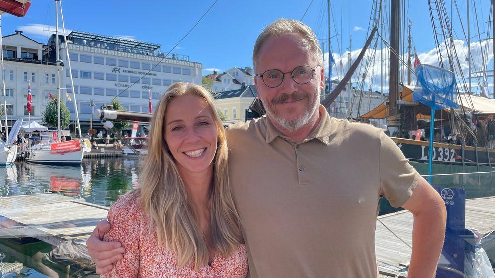 Tom Einar Jensen har jobbet mange år med olje og gass. Nå er han daglig leder i batteriprodusenten Freyr og miljøpolitisk mer på linje med søster og tidligere WWF-leder Nina Jensen.