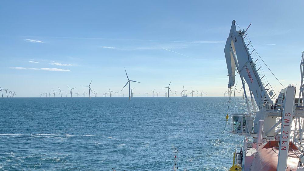Havvindselskapene stiller krav om mest mulig miljøvennlige skip. De som stiller med gammel teknologi, får neppe kontrakter i framtida.