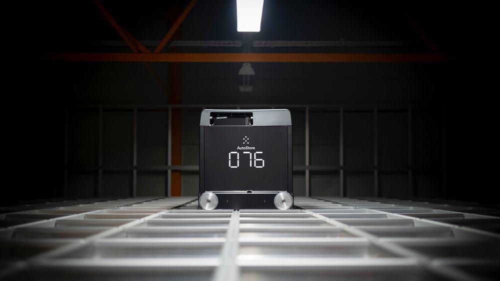 Britiske Ocado hevder at Autostores nyeste lagerroboter er et patentinngrep.