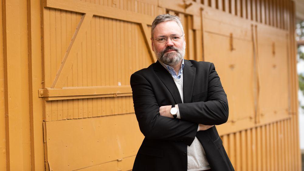 Forhandlingssjef Knut Aarbakke i Nito.