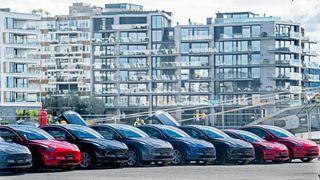 Et skip med relativt mange Model Y ankom Norge for noen dager siden, og har resultert i at bilmodellen topper registreringsstatistikken i august etter få dager.