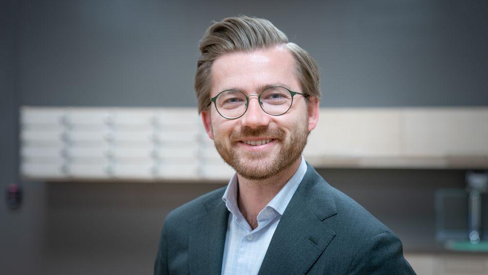 Klima- og miljøvernminister Sveinung Rotevatn (V).