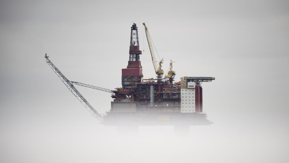 Oljeutslippet ved Gullfaks ble estimert til 17,5 kubikkmeter, og et oljeflak på 3.500 meter x 500 meter ble liggende på plattformens nordside.