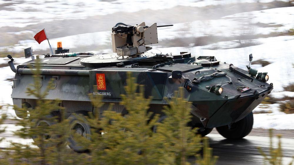Kongsberg Defence & Aerospace har levert Protector-våpenstasjoner til USA i 14 år. Nå er den amerikanske hæren på jakt etter en leverandør til enda flere RWS.