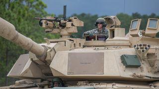 USA har vært kunde i 14 år: Kjemper om våpenstasjon-kontrakt verdt 13 milliarder kroner