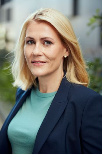 Kristine Dahl Steidel fra Vmware blir ny norgessjef i Microsoft fra 1. november.
