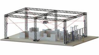 Vil bruketrådroboter til å automatisere bygging med murstein