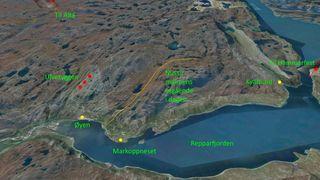Selskapet Nussir har fått konsesjon til å drive en kobbergruve i Repparfjorden og dumpe avfallet rett i fjorden.