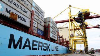 Maersk bestiller åtte megastore nullutslipps containerskip påmetanol: – Viktig signal