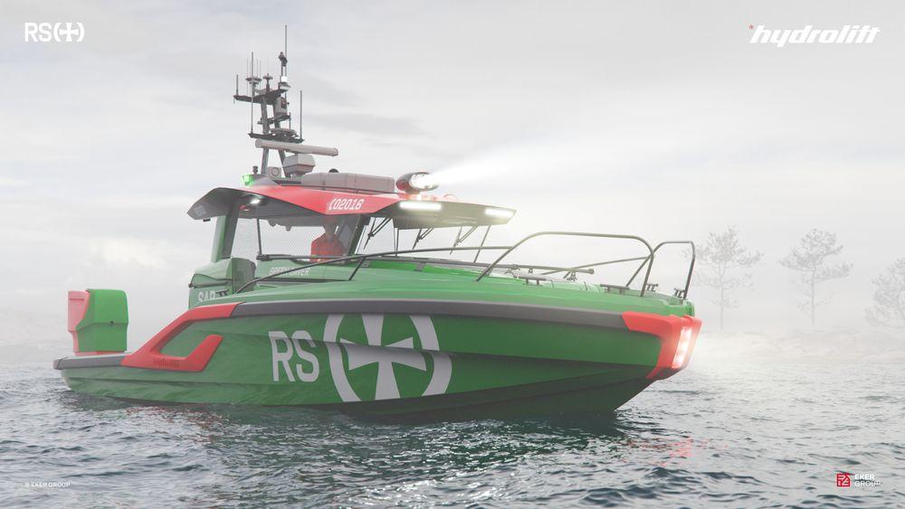 Green Saver skal etter planen være klar til innsats i Oslofjordområdet i 2023.