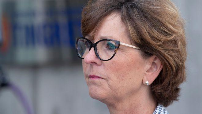 Ordfører i Bærum Lisbeth Hammer Krog (H).