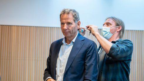 Jarand Rystad og Jo Husebye la mandag fram rapporten «Utslippseffekten av produksjonskutt på norsk sokkel». Rapporten er bestilt av Norsk olje og gass og ble presentert i lokalene til NHO i Oslo tirsdag formiddag.
