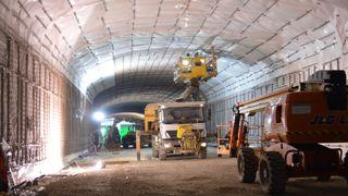 Norsk teknologi muliggjør bruk av postkonsumerplast i tunnelbygging