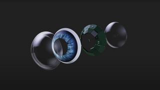 Denne kontaktlinsen lar deg «se» med øynene lukket