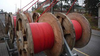 Eier du rør eller annen infrastruktur som passer til å føre fram fiber? Da må du registrere den