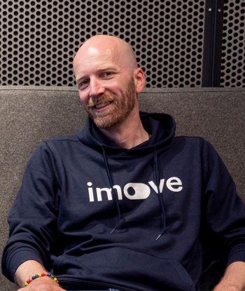Gunnar Birkenfeldt, medgrunnlegger av Imove.