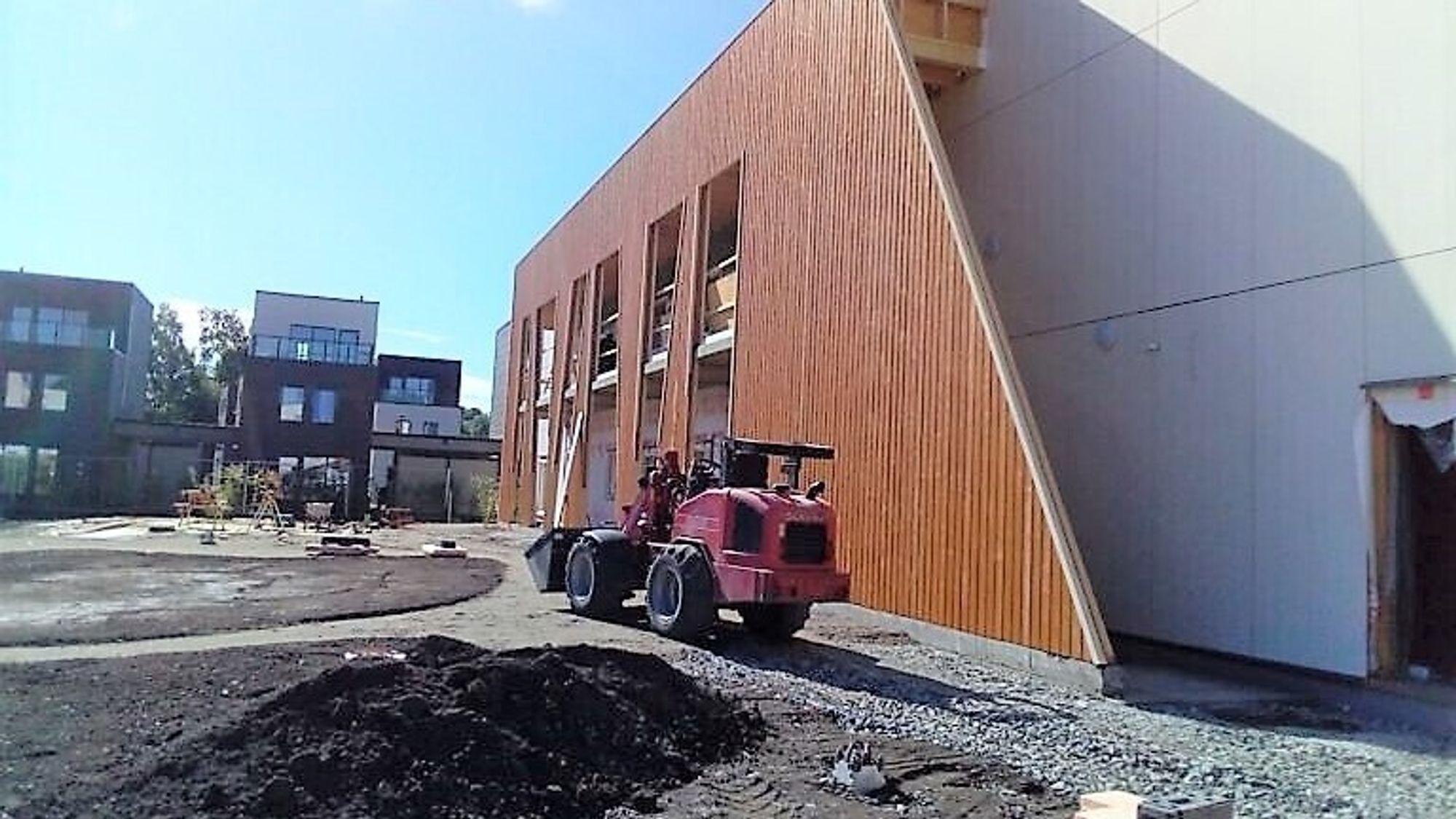 I en 15-årsperiode har Jurek Contraktor drevet med renovering av bygninger på Østlandet.