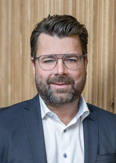 Oliver Hoffmann, styremedlem for teknologiutvikling i Audi AG.