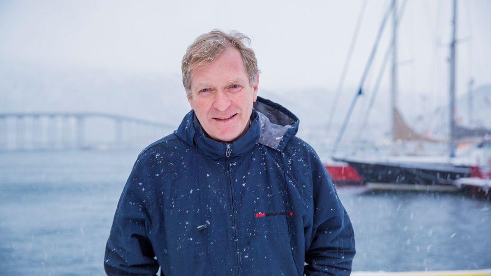 Erik Ianssen er leder for Zerokyst.