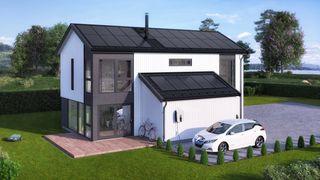 Solceller er bare ett av flere mulige krav som kan stilles til utbygging av boliger og næringsbygg via en langt strengere byggteknisk forskrift. Vi kan ikke vente på sinkene i bransjen, skriver artikkelforfatteren.